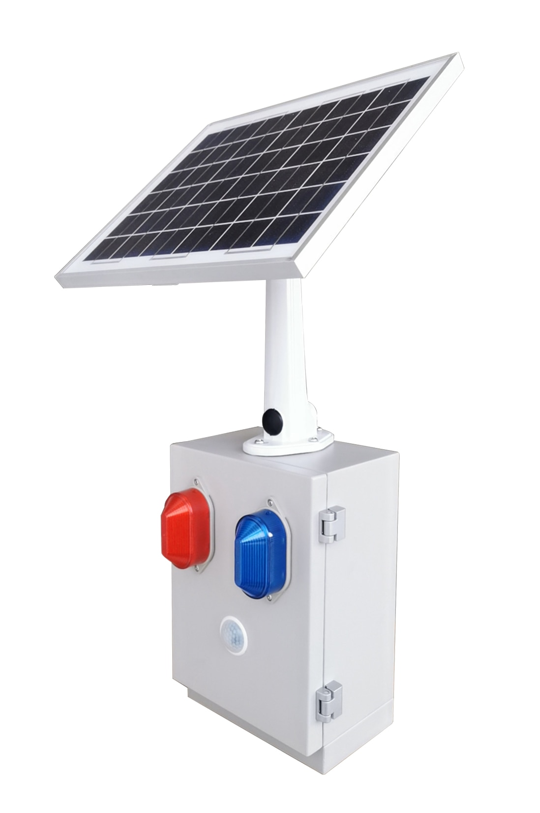 TY602 Waterproof Microwave 20W Power Supply Induction Solar Alarm for Traffic Intersection enlarge
