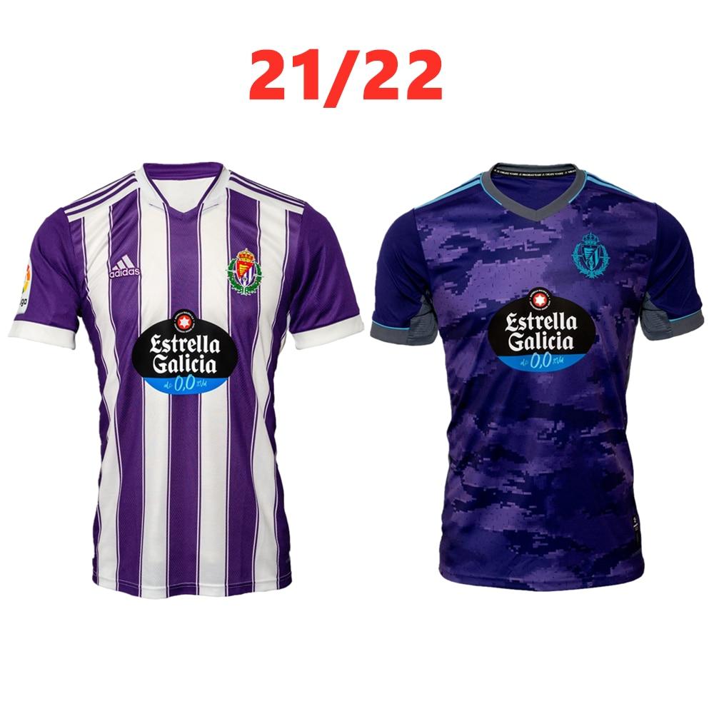 Camisetas de fútbol del Real Valladolid, 21, 22, FEDE S. Camiseta de...