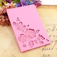 hollow rose dies flower corner decoration metal cutting dies for diy paper cards making scrapbooking album craft dies cut