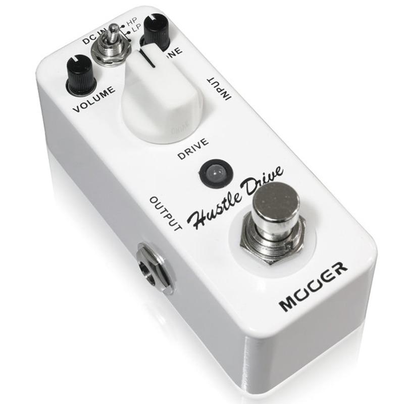 آلة موسيقية للجيتار بخاصية تشويه الدواسة لدواسات الجيتار الكهربائي مؤثرة للموسيقي المزج بمحرك طراز Mds2