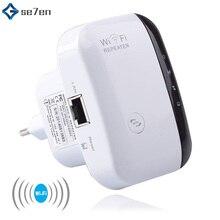 Novo 300mbps wifi repetidor wifi amplificador de sinal extensor de longo alcance wi-fi impulsionador wi-fi repiter wps ponto acesso