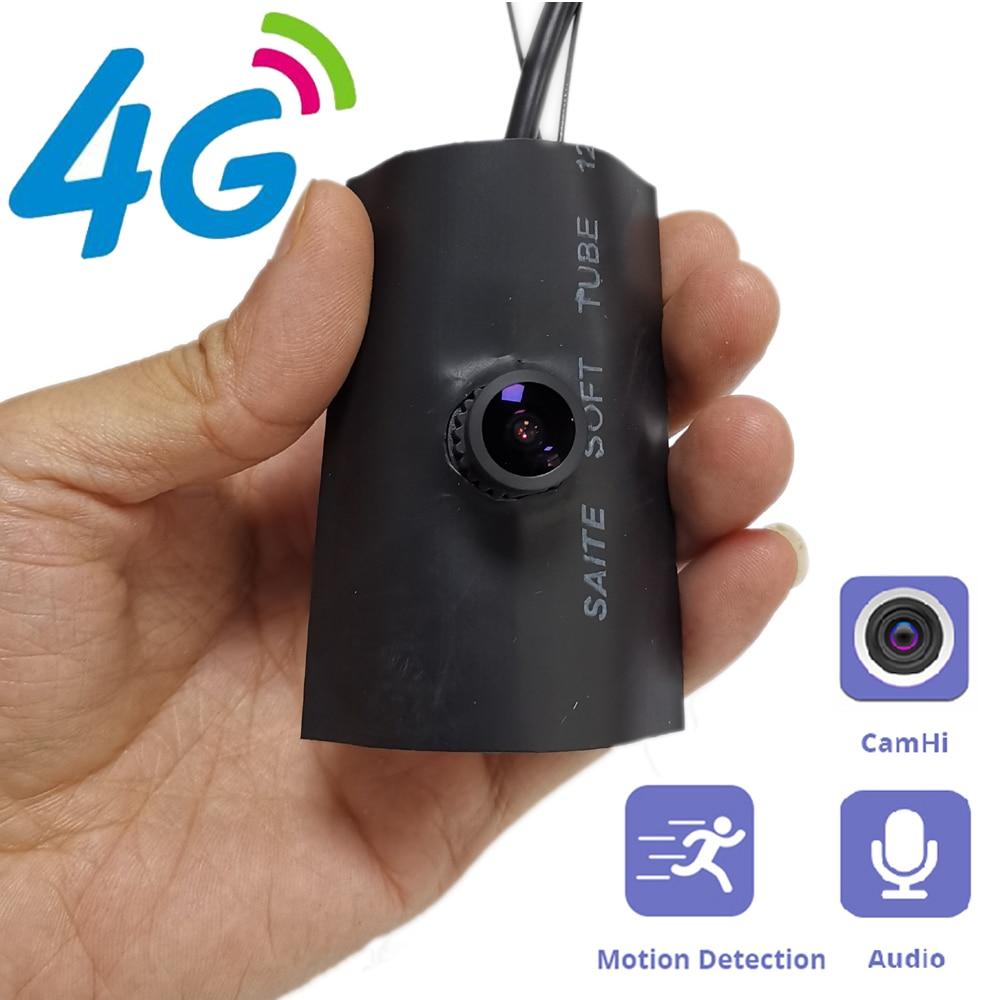 2MP 5MP 1920P زاوية واسعة الصوت كاميرا Ip الأمن الجيل الثالث 3G 4G مع فتحة بطاقة SIM وحدة مسننة لتقوم بها بنفسك 4g Kamera P2P Onvif