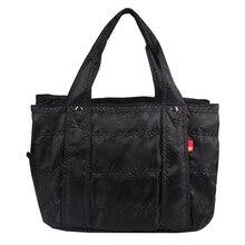 New Nylon Travel Tote Shoulder Bag Large Capacity Women Handbags Luggage Duffle Bags Waterproof Wome