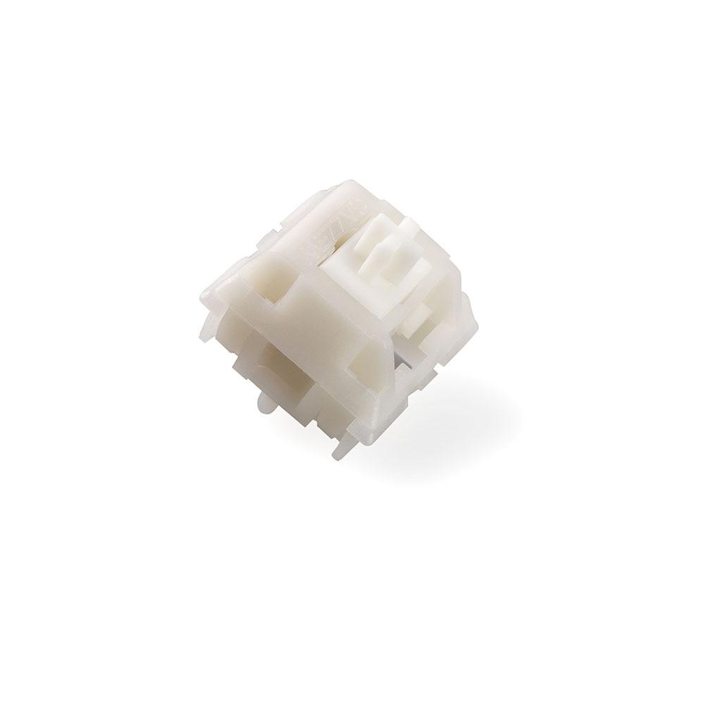Gazzew Boba U4 (اللمس الصامت) لوحة المفاتيح الميكانيكية المخصصة التبديل 62g و 68g 5pin