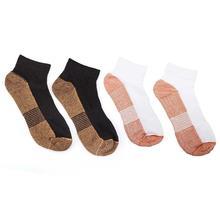 Copper Fiber Pure Cotton Sports Magic Socks Bamboo Fiber Sports Sweat Socks For Various Outdoor Acti