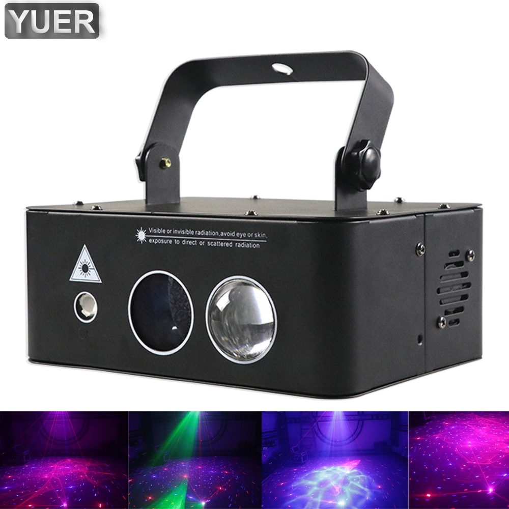 Night Light Star Projector Laser Starry Sky Laser Lamp For Bedroom Galaxy Light Projector DJ Disco Party Decorative Stage Lights