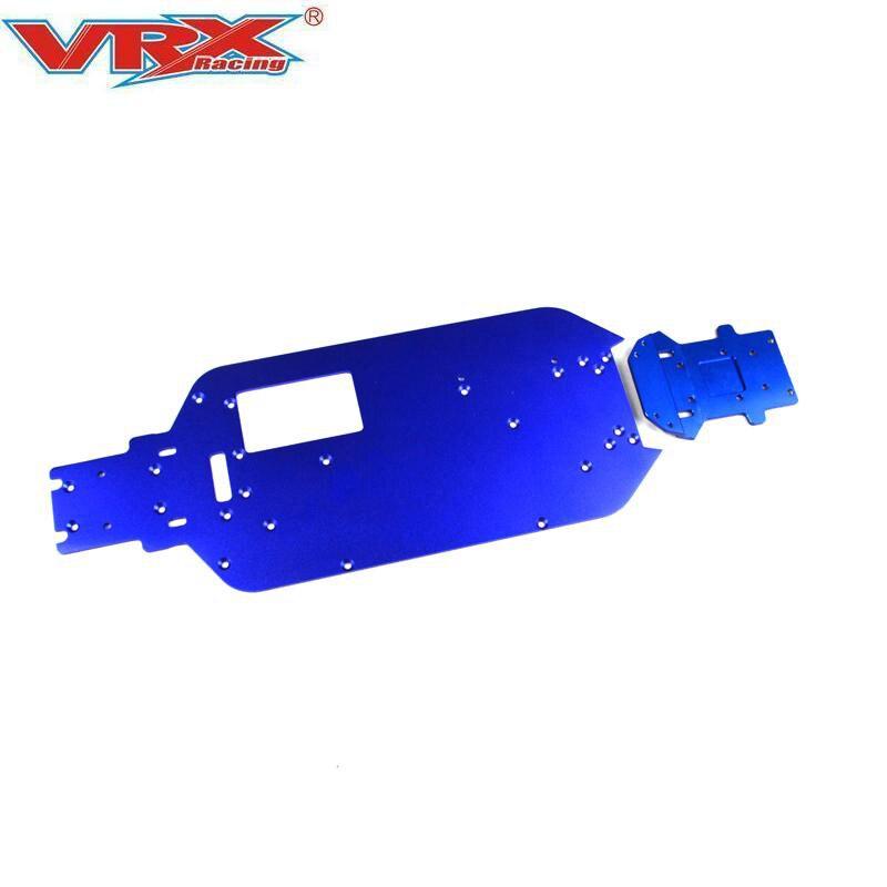 VRX 10930 ajuste carrera VRX 1/10 escala 4WD spirit buggy RH1016 RH1017 control remoto accesorios de actualización de coche Placa de chasis