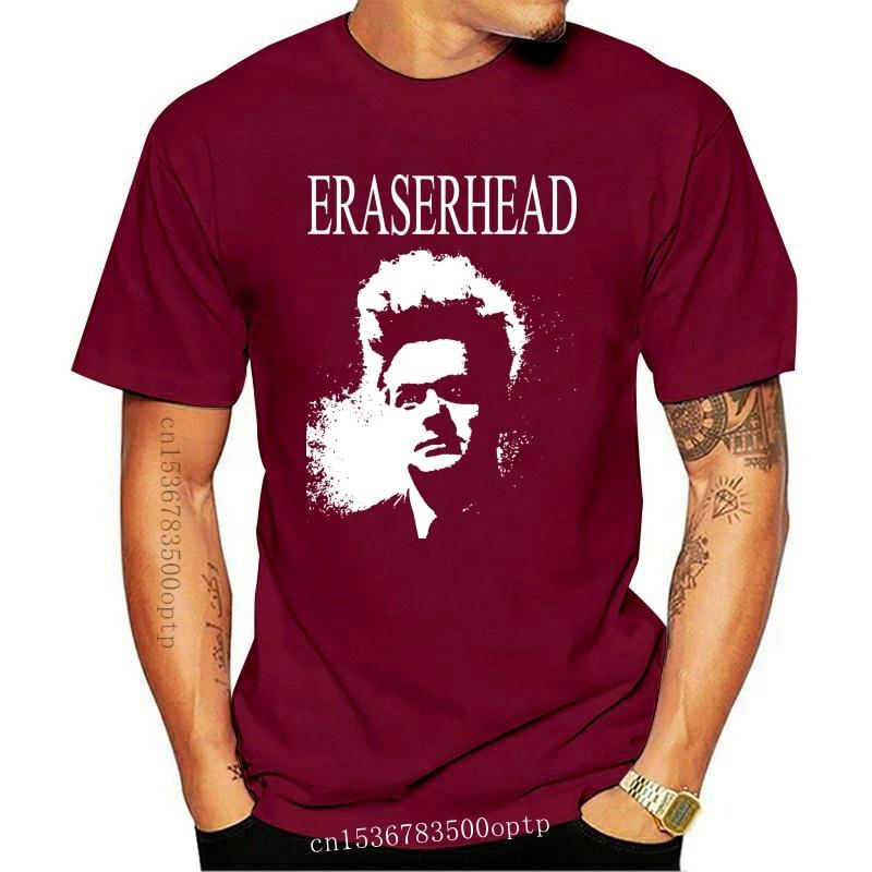 New Eraserhead David Lynch Horror Unisex T shirt Mans Unique Cotton Short Sleeves O-Neck T-Shirt