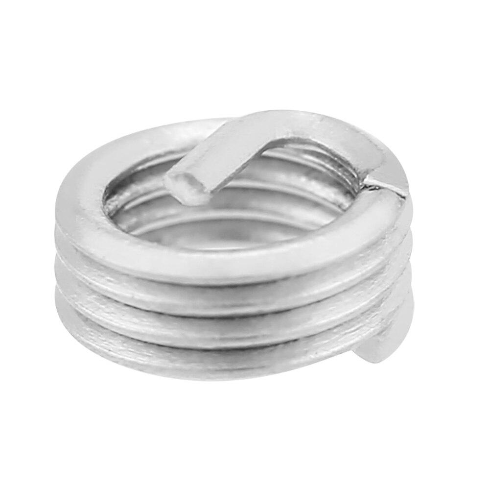 Acier inoxydable enroulé fil hélicoïdal filetage insère Kit de réparation ensemble M3 x 0.5 x 1D longueur en gros 100 pièces ensemble
