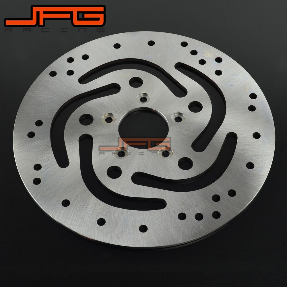 Disco de freno delantero para motocicleta rotores, para Harley Davidson FXD FXDL FXDWG FXDXT 1450 FXST 1584 FXSTB FXSTC XL1200 XLH1200 883