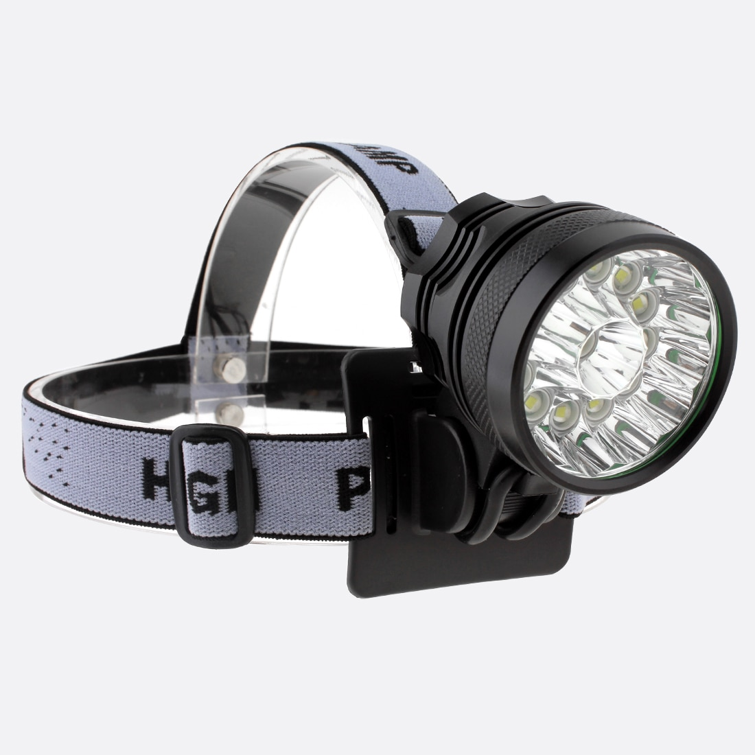 SecurityIng  Bicycle Headlights XM-L T6 LED Bike  Lamp Cycling Torch 6500LM with 8.4V 6400mAh Battery Bicycle Lights enlarge