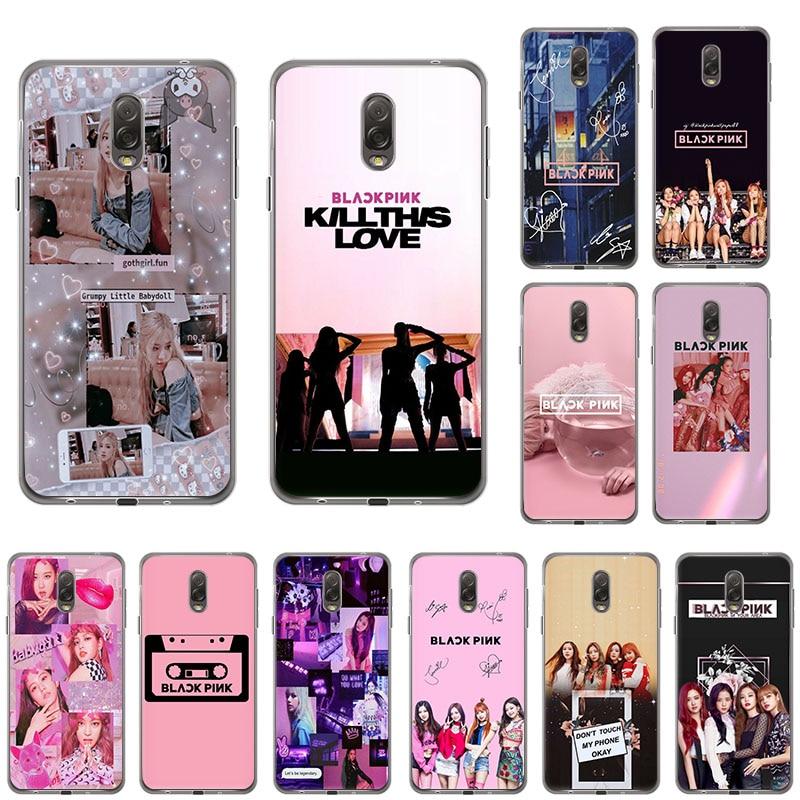 Лидер продаж BTS коллаж kpop розовый мягкий силиконовый чехол для мобильного телефона для Samsung Galaxy A71 A51 A20E A80 A70 A50 A90 A30 A40 A8s A9 A60 A10