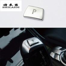 Boutons de poignée de changement de vitesse   Accessoires Auto, Style de voiture, boutons de couverture de panneau pour BMW série 5/6/7 f10 GT F07 F01 F02