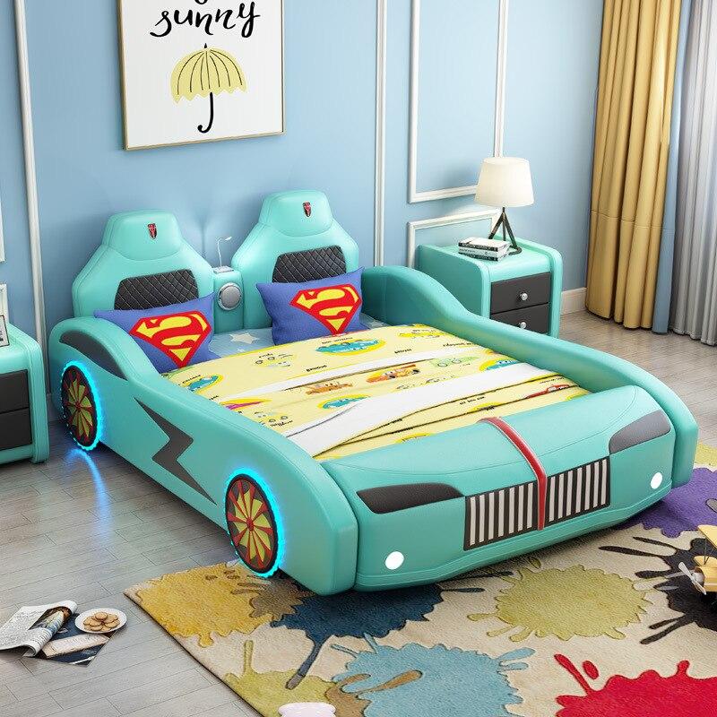 سرير كرتوني للأطفال ، سرير أطفال 1.5 متر ، مصدات سرير ، سياج ، حاجز سرير مضاد للسقوط ، حزمة ناعمة ، حاجز أمان للأطفال