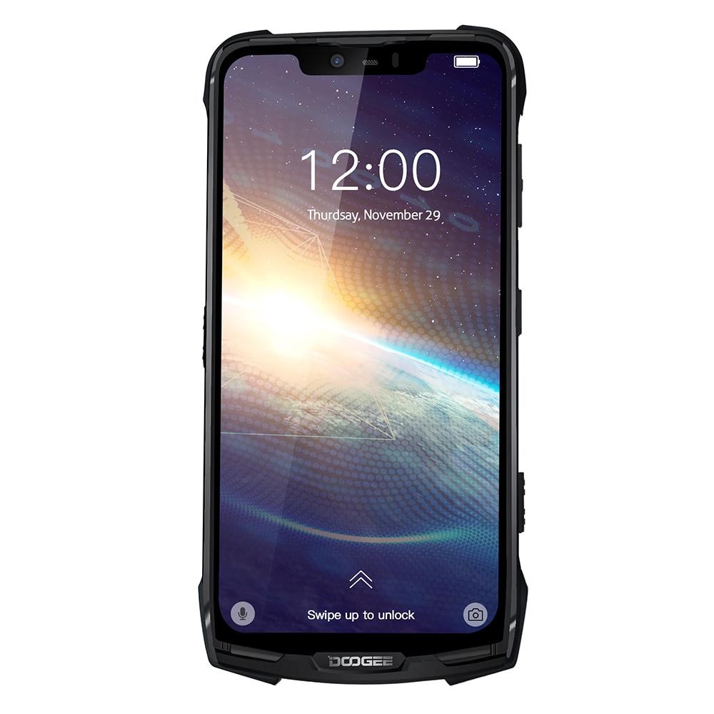 Перейти на Алиэкспресс и купить Смартфон DOOGEE S90 Pro, Android 9,0, 6 + 128 ГБ, 6,18 дюйма, Helio P70, 16 МП