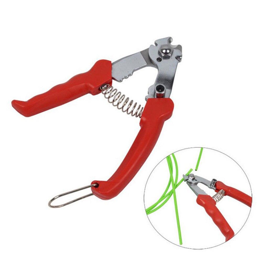 Herramienta de reparación de cables de freno de bicicleta MTB BMX para radios de bicicleta, cortador de cadena de bicicleta, removedor de cadena, alicates para quitar soporte