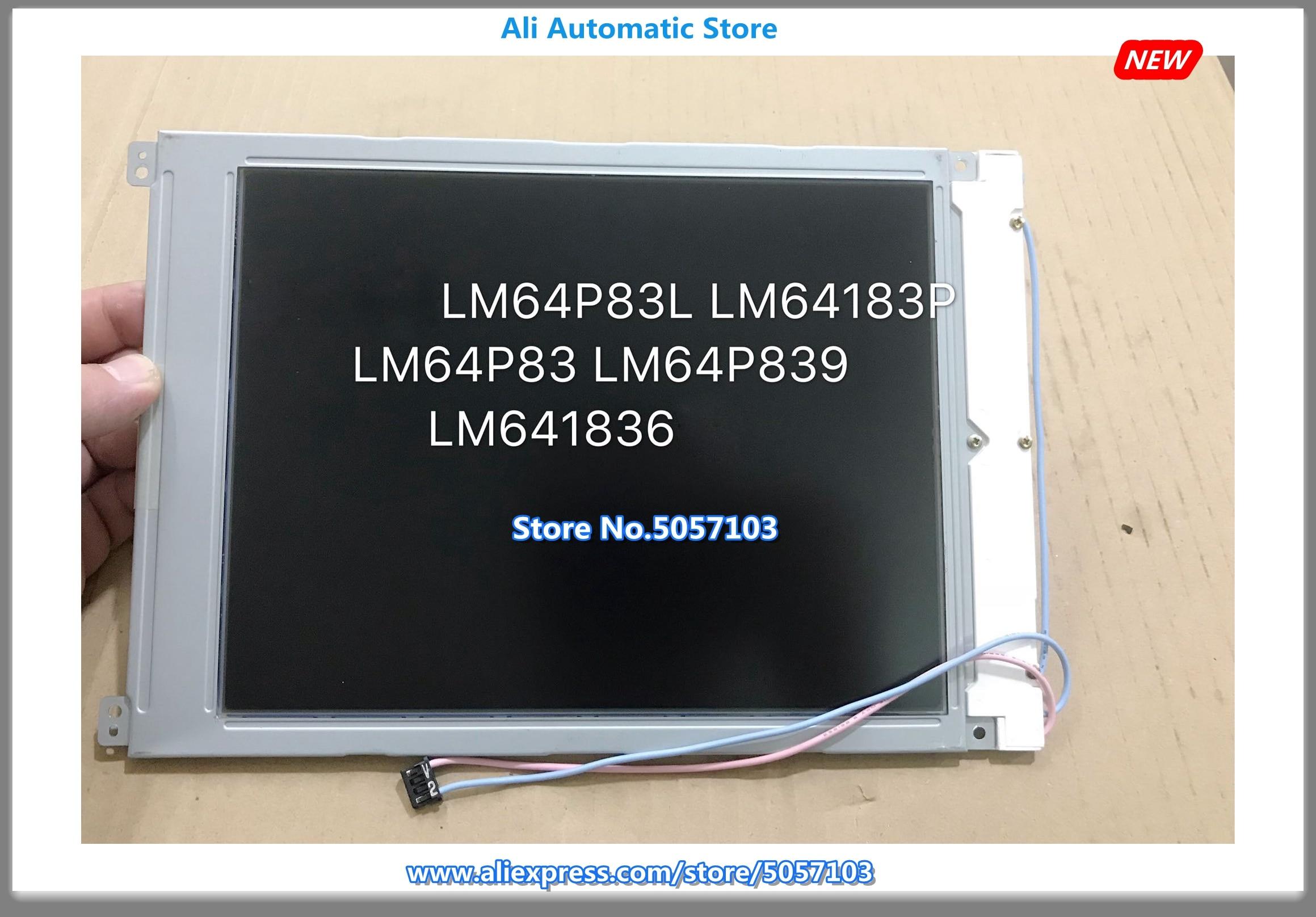 Original LM64P83L LM64183P LM64P83 LM64P839 LM641836 Tela LCD
