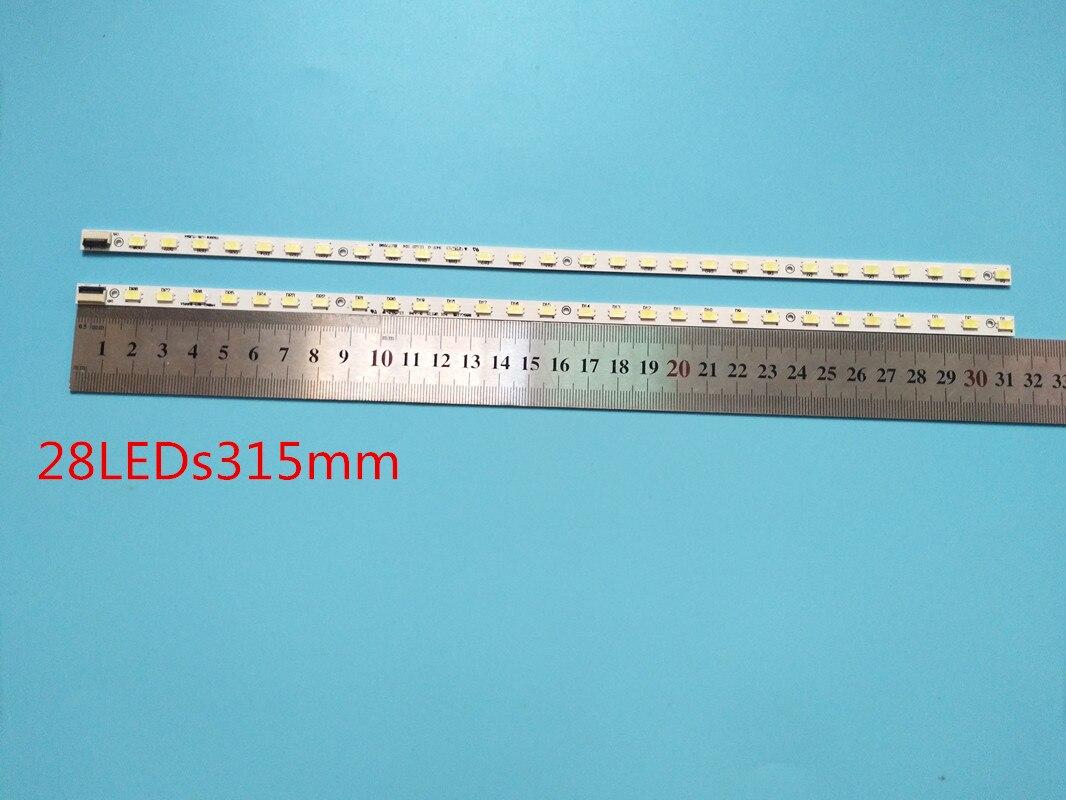 Tira de luz de fundo led para L500H1-4EB V500H1-LS5-TLEM4 V500H1-LS5-TREM4 V500H1-LS5-TLEM6 V500H1-LS5-TREM6...