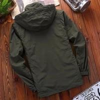 mens streetwear bomber zipper jacket mens casual harajuku hip hop hoodie slim bomber jacket