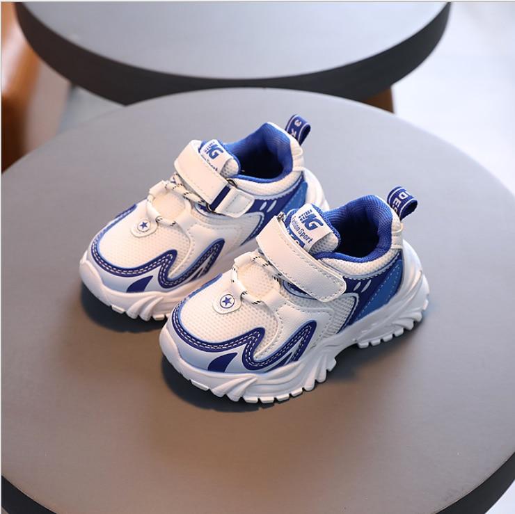 sapatos tenis respiravel para meninos criancas leves sapatos de fundo macio tenis tenis infantil