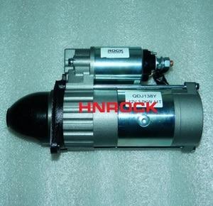 NEW STARTER MOTOR QDJ138Y FOR QUAN CHAI YANG DONG SI DA 480.485