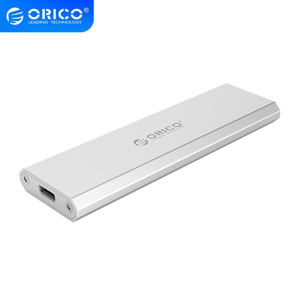 ORICO NVME корпус Поддержка UASP 10 Гбит/с M2 SSD чехол M.2 для Тип usb C 3,1 ssd-адаптер для 2230 2242 2260 2280 nvme M.2 SSD
