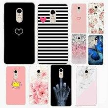 Voor Coque Xiaomi Redmi 4X Note 4 4X Case Cover Voor Xiaomi Mi A1 Redmi 4X 4A 5A 5 Plus opmerking 4 5 Pro Case Voor Redmi Note 4X Tas