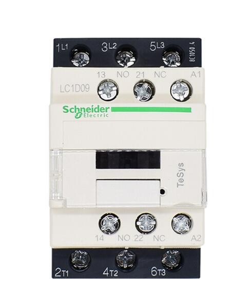 LC1-D09E7 LC1D09E7 TeSys D contactor-3P(3)-AC-3 -