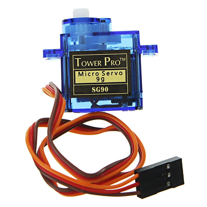 RC Servo SG90 Mini Micro 9G Servo 360° Spin Tower Pro Micro Servo for RC 250 450 Helicopter Air Plane RC Car RC Drop enlarge