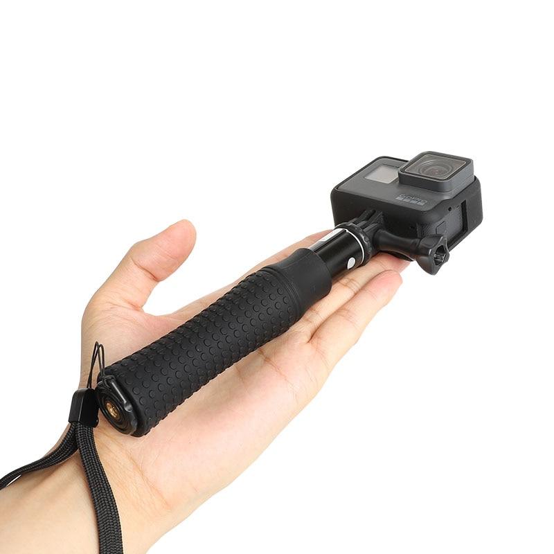 Портативная рукоятка Водонепроницаемая палка для селфи Штатив для GoPro Hero 7 6 5 4 SJCAM eken Yi 4K DJI OSMO аксессуары для экшн-камеры