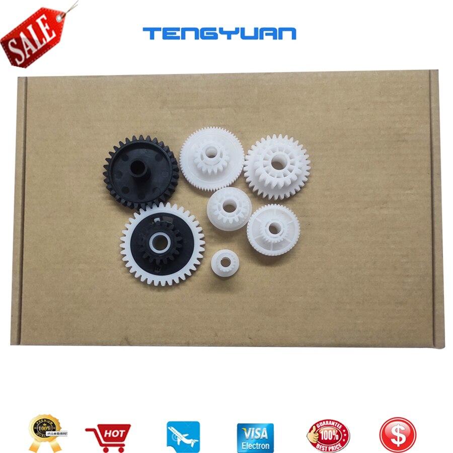 Compatible new 7gear/set RM1-2963 RM1-2963-000 RM1-2963-000CN LaserJet M712 M725 M5025 M5035 Fuser-Drive-Assembly printer parts enlarge