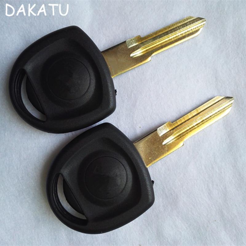 Dakatu Leeg Autosleutel Shell Voor Opel Transponder Sleutel Shell (HU46 Links)