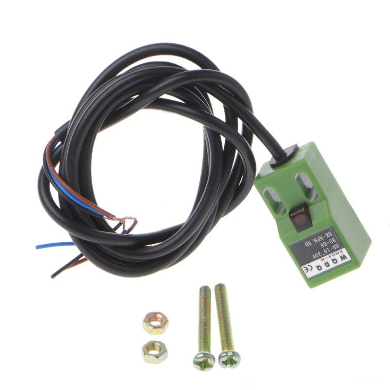 Interruptor indutivo do sensor de proximidade SN04-N dc 6-36v 300ma npn nc 3-wire 4mm