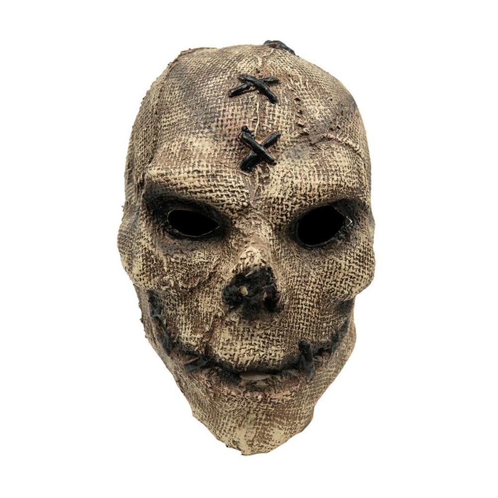 Horror Killer Skull Mask Cosplay Scary Skeleton Latex Masks Helmet Halloween Party Costume Adult Cosplay Props недорого