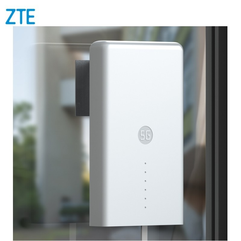 ZTE 4G 5G Outdoor Router MC7010 Sub6+4G LTE 5G NR NSA+SA Qualcomm 5G Platform Chipset Outdoor 5G CPE Router
