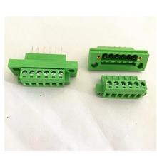 10pairs وحدة طرفية للحائط 2EDGWB-5.08-2P-24 P ، صندوق أطراف قابل للتوصيل