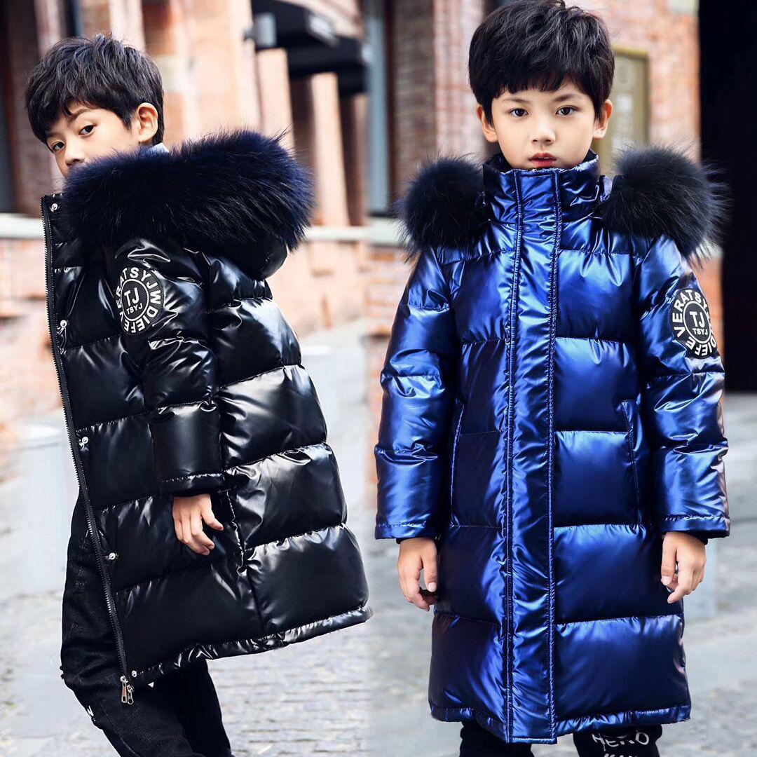 meninos jaqueta de inverno criancas roupas quentes casacos grossos inverno das criancas