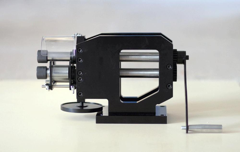 آلة النقش لصنع حزام الجلد ، آلة النقش اليدوية