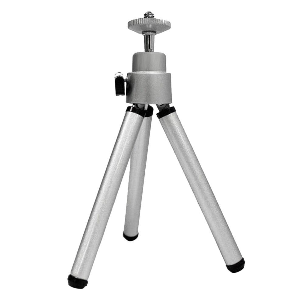 Гибкий мини-штатив стойка кронштейн Мини-штативы держатель из алюминиевого сплава подставка для проектора зеркальной камеры мобильный тел...