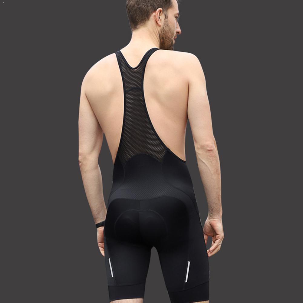 1 Pza. Pantalones cortos acolchados de Gel para ciclismo profesional bicicleta de secado rápido S/M/L/XL/XXL/pantaloncillos cortos XXXL Overoles o Cy W5A2