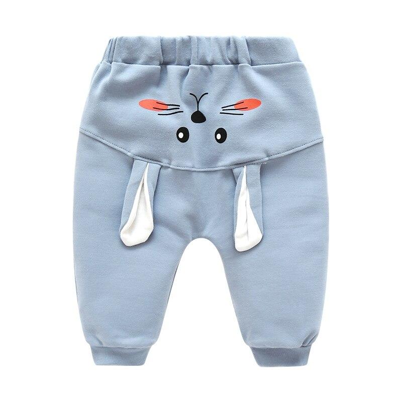 Estilo Casual otoño primavera bebé niño pantalones de bebé niña Leging polainas de bebé pantalón de bebé