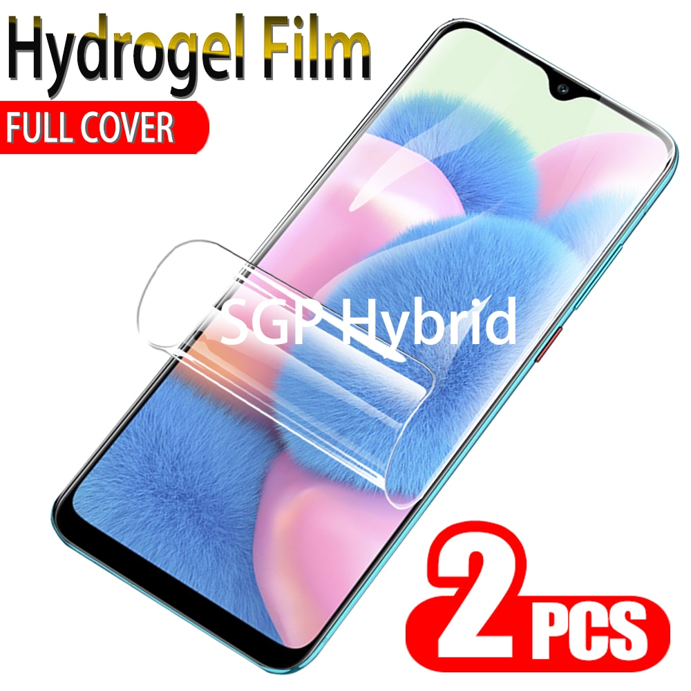 Display Touch Protective 2PCS For Samsung Galaxy A30s A30 A20S A10S Hydrogel Film Screen Protector f