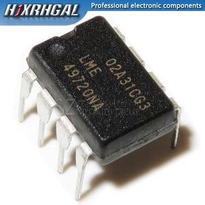 1 шт. LME49720NA LME49720 DIP8 DIP Двойной высокой производительности, высокая точность аудио Операционный усилитель LME49720N