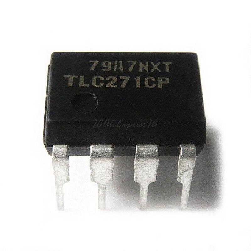 10 unids/lote TLC271CP TLC271 DIP-8 en Stock