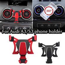 Автомобильный держатель для телефона на магните для автомобиля, устанавливаемое на вентиляционное отверстие в салоне автомобиля гравитац...