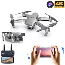 E68 Drone HD Wide Angle 4K WIFI 1080P FPV Drones video live Recording Quadcopter Height To maintain