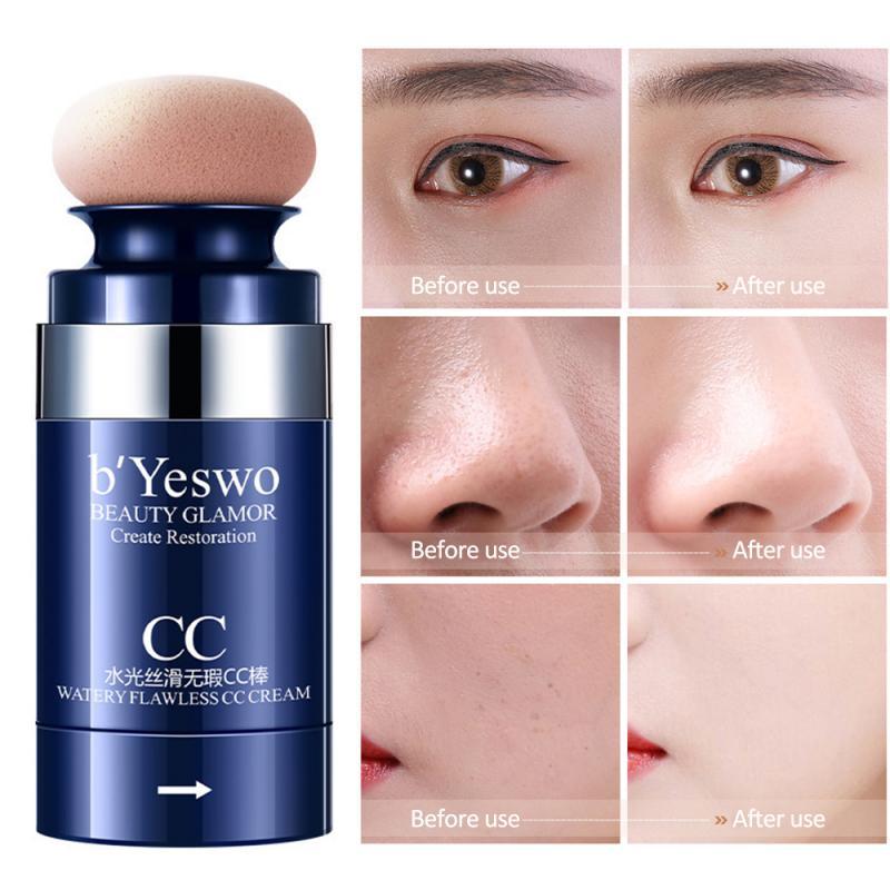 New bb cream korean makeup cc korean cosmetics cushion foundation cc cream Oil-Control Concealer sunisa bb cream cc stick TSLM1