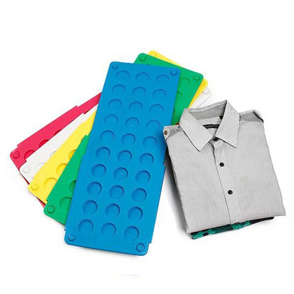 La Caja Mágica de alta calidad para ropa de los niños se puede plegar, ahorrar tiempo, tabla plegable de ropa rápida