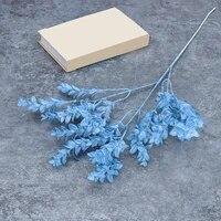3 heads wedding plastic flower hall floor simulation props ceiling road decor