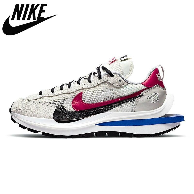 Novo autêntico sacai x vaporwaffle sapatos masculinos para homem esporte ao ar livre tênis pegasus vaporfly CV1363-100
